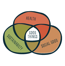 only good things diagram
