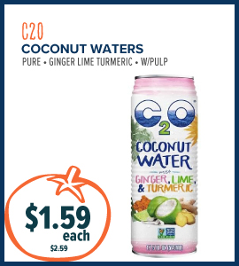 c20 coco waters