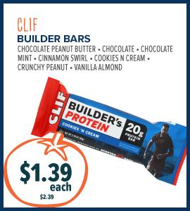 clif builder bar