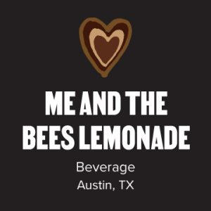 me and the bees lemonade