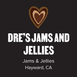 dre's jams and jellies alameda natural grocery