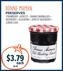 bonne preserves