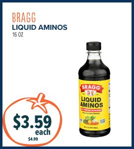 bragg aminos 16oz