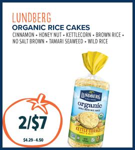 lundberg rice cake