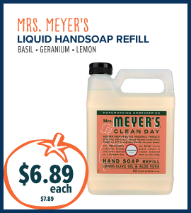 mrs meyers refills