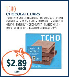 tcho bars
